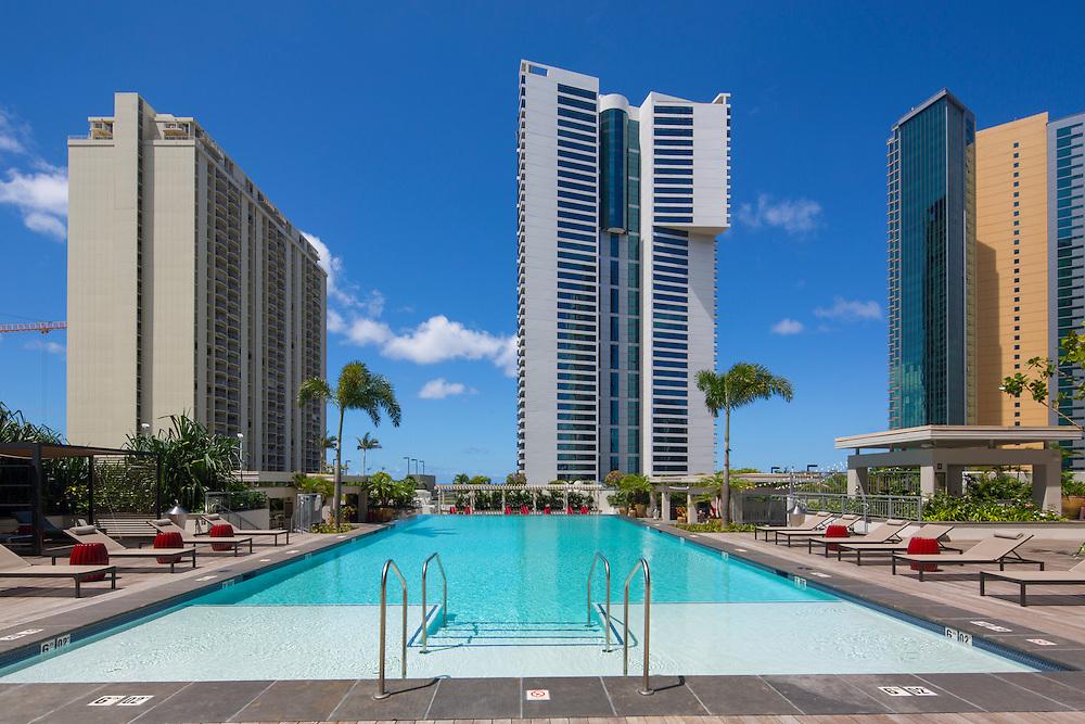Waihonua, Honolulu, Oahu, Hawaii