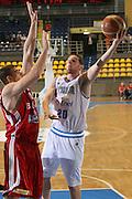 DESCRIZIONE : Torino Qualificazione Eurobasket 2009 Italia Bulgaria<br /> GIOCATORE : Valerio Amoroso <br /> SQUADRA : Nazionale Italia Uomini<br /> EVENTO : Raduno Collegiale Nazionale Maschile <br /> GARA : Italia Bulgaria Italy Bulgaria<br /> DATA : 17/09/2008 <br /> CATEGORIA : super tiro <br /> SPORT : Pallacanestro <br /> AUTORE : Agenzia Ciamillo-Castoria/M.Marchi <br /> Galleria : Fip Nazionali 2008<br /> Fotonotizia : Torino Qualificazione Eurobasket 2009 Italia Bulgaria<br /> Predefinita :