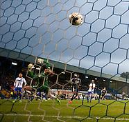 Bury v Leicester City 250815