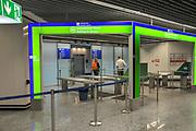 Frankfurt airport customs station