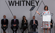 2015 04 30 Whitney Dedication Ceremony