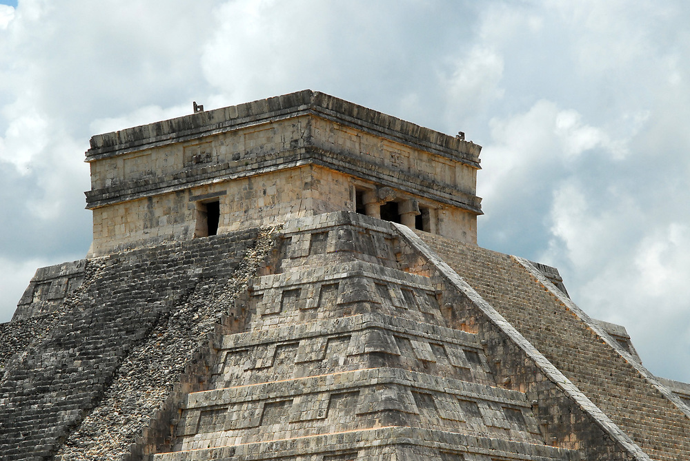 Chichen Itza, Mexico. <br />