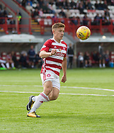 12th August 2017, SuperSeal Stadium, Hamilton, Scotland; SL Football league Hamilton Academicals versus Dundee; Hamilton's Greg Docherty
