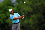 Tiger Woods during the first round of the U.S. Open at Oakmont Country Club on June 14, 2007 in Oakmont, Pa....©2007 Scott A. Miller..©2007 Scott A. Miller