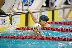 KRIVSHINA Anna RUS at 2015 IPC Swimming World Championships -  Women's 100m Backstroke S13
