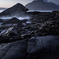 More Elgol, just after sundown. Would love to get back here in some dramatic weather