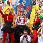 NLD/Amsterdam/20110806 - Canalpride Gaypride 2011, Rachel Kramer
