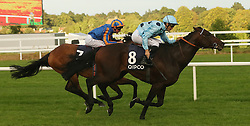 Almanzor ridden by Christophe Soumillon wins The QIPCO Irish Champion Stakes during day one of the Longines Irish Champions Weekend at Leopardstown Races.