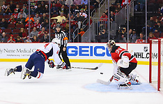December 20, 2014: Washington Capitals at New Jersey Devils
