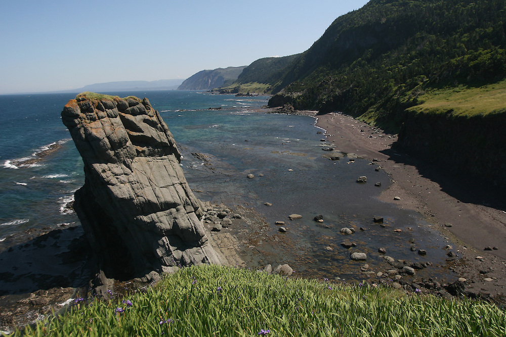 19 July 2007 Gros Morne National Park, NL, Canada,  --..Travels through Newfoundland...Photo by Will Nunnally / Will Nunnally Photography