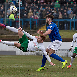 Cowdenbeath v Hibs | Scottish Championship | 14 March 2015