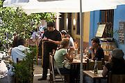 Restaurant in Bellavista, Santiago, Chile