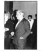 Sir Jeremy Isaacs, 1997 Turner prize Dinner, Tate Gallery, London, 2nd December 1997© Copyright Photograph by Dafydd Jones 66 Stockwell Park Rd. London SW9 0DA Tel 020 7733 0108 www.dafjones.com