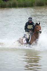 Todd Mark (NZL) - Leonidas II<br /> Cross Country - CCI4* <br /> Mitsubishi Motors Badminton Horse Trials 2014 <br /> © Hippo Foto - Jon Stroud