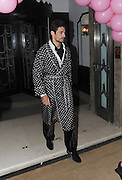 07.JULY.2011. LONDON<br /> <br /> DAVID GANDY ATTENDS THE TATLER'S PYJAMA PARTY AT CLARIDGES HOTEL IN LONDON<br /> <br /> BYLINE: EDBIMAGEARCHIVE.COM<br /> <br /> *THIS IMAGE IS STRICTLY FOR UK NEWSPAPERS AND MAGAZINES ONLY*<br /> *FOR WORLD WIDE SALES AND WEB USE PLEASE CONTACT EDBIMAGEARCHIVE - 0208 954 5968*