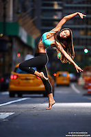 Dance As Art The New York Photography Project Midtown Manhattan with Kate Sage