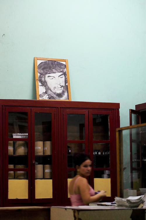in Cumanayagua, Cienfuegos, Cuba.