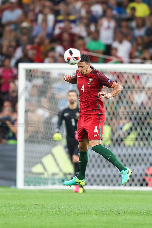 MARSEILLE, FRANCE, 06.30.2016 - PORTUGAL-POLAND - José Fonte Portugal in the match against Poland valid for the quarterfinals of Euro 2016 at the Velodrome stadium in Marseille, on Thursday (30).