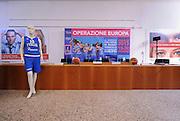 ROMA, 13/05/2013<br /> Presentazione Maglia Nazionale Italiana Femminile 2013<br /> Foto Ciamillo