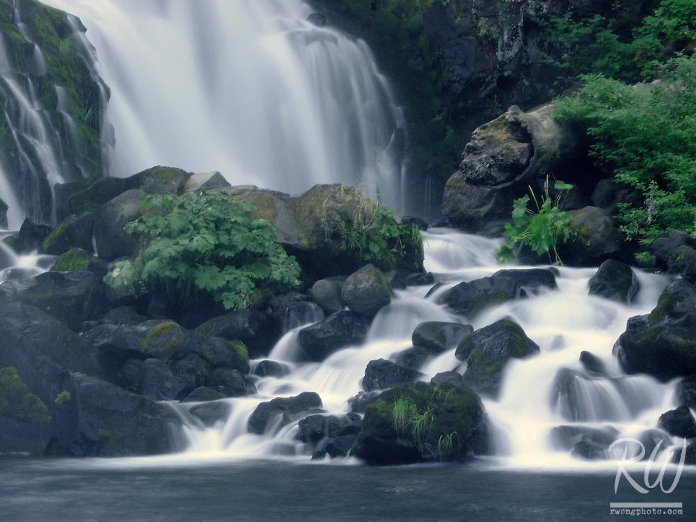 Middle McCloud Falls, McCloud, California
