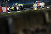 ByKolles Racing Team  |  CLM P1/01 Nissan  |  Oliver Webb  |  James Rossiter | Gulf Racing  |  Porsche 911 RSR  |  Michael Wainwright  |  Nick Foster  |  Ben Barker | FIA World Endurance Championship | Silverstone | 15 April 2017 | Photo: Jurek Biegus