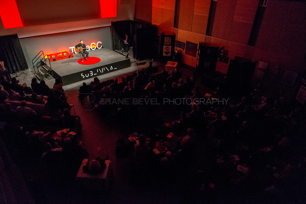 4/29/17 6:03:20 PM -- Tedx TulsaCC event at the Center for Creativity. Released under Creative Commons license for non commercial, non derivative usage. <br /> <br /> Photo by Shane Bevel
