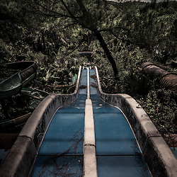 Ho Thuy Thien's abandoned water park