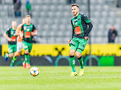 04.05.2019, Tivoli Stadion Tirol, Innsbruck, AUT, 1. FBL, FC Wacker Innsbruck vs TSV Prolactal Hartberg, Qualifikationsgruppe, 29. Spieltag, im Bild Daniele Gabriele (FC Wacker Innsbruck) // during the tipico Bundesliga qualification group 29th round match between FC Wacker Innsbruck and TSV Prolactal Hartberg at the Tivoli Stadion Tirol in Innsbruck, Austria on 2019/05/04. EXPA Pictures © 2019, PhotoCredit: EXPA/ Stefan Adelsberger