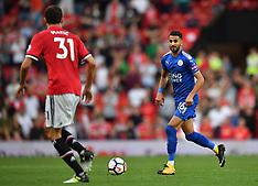 Manchester United v Leicester City - 26 Aug 2017