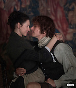 7/47 - Int Lallybroch - <br /> admiration of the potatoes, Jamie furious, Charles has forged his name