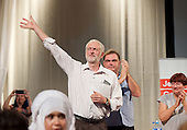 Jeremy Corbyn Rally in Kilburn 21st August 2016