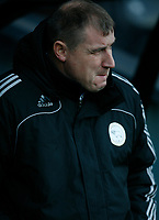 Photo: Steve Bond/Richard Lane Photography. Derby County v Crystal Palace. Coca Cola Championship. 06/12/2008. Paul Jewell looks rueful