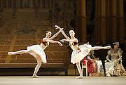 Grand Pas from Paquita<br /> (part of Triple bill)<br /> The Bolshoi Ballet <br /> at The Royal Opera House, London, Great Britain <br /> <br /> Act 1<br /> rehearsal <br /> 29th July 2010 <br /> <br /> <br /> Variations<br /> <br /> Natalia Osipova<br /> Moderato. Riccardo Drigo for La Camargo by Minkus<br /> <br /> Anastasia Strashkevich<br /> Vladislav Lantratov<br /> <br /> Maria Alexandrova (as Paquita)<br /> Nikolai Tsiskaridze (as Lucien d&quot;Hervilly)<br /> <br /> Photograph by Elliott Franks