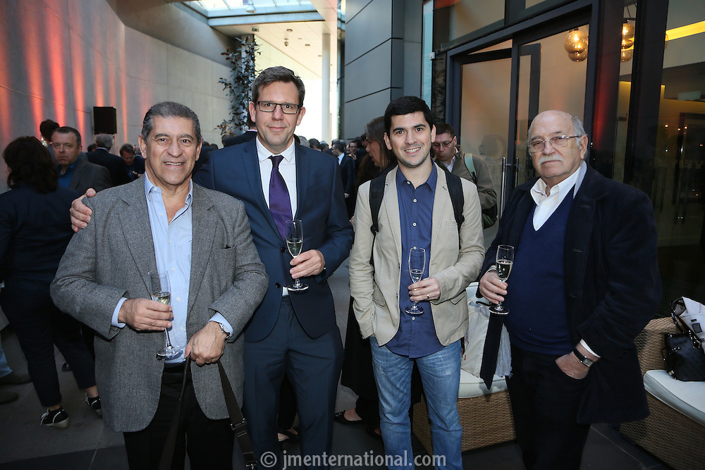 PPL's 80th Anniversary Party, Doubletree Hilton, London SW1P 4DD<br /> Wednesday, June.4, 2014 (John Marshall JME)