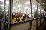 OU v. WVU hockey game, parents weekend, 9/30/11