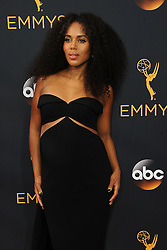Kerry Washington at the 68th Annual Primetime Emmy Awards held at the Microsoft Theater in Los Angeles, USA on September 18, 2016.