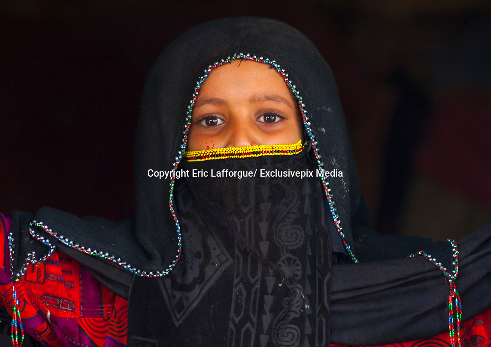"""Meet the 'gypsies of the desert': Photographer gains rare insight into lives of the nomadic Rashaida where girls are betrothed at six and most modern technology is shunned<br /> <br /> Photographer Eric Lafforgue has pictured unique tribes in remote locations around the world but when he first tried to seek out the Rashaida inEritrea, Africa, he couldn't find a driver willing to take him.<br /> Then when he tried to meet them at a camel marketin theUnited Arab Emirates he was warned by Pakistani workers: 'Do not try to meet them, do not talk to them, they are crazy!'<br />  'When I first planned to visit the Rashaida, I couldn't find a driver who was willing to take me to their villages in the nearby desert. They regard them as dangerous """"gypsies"""". """"They will rob you and then try to steal my taxi,"""" they all told me.<br /> 'After tough negotiations, one driver finally agreed to drive me to the Rashaida, but he dropped me off 200 meters from the camp.'So why have the Rashaida, who have led a nomadic lifestyle in the barren and hostile desert for centuries, built up such a fearsome reputation? The Rashaida originally came from Saudi Arabia but can now be found in areas including Egypt, Libya and the Sudan. They move from place to place in search of grass for their camels - which helps them make a fortune as they can sell their prized animals to wealthy sheikhs for as much as £16,000 each.<br /> Despite their wealth, theylive in tents with no electricity and no running water - although some do embrace modern technology in the form of cars and mobile phones.<br /> When Eric eventually meets theRashaida, he is told bySalam Swalim Muhammed, the chief of the Massawa Rashaida village in Eritrea, of their business selling camels: 'Yes it is a lot of money, but you know we have big families to take care of! We work a lot, trading with Yemen, Libya, Sudan, Saudi Arabia...'<br /> <br /> The chief revealed that they shun much of modern technology, including TV because 'the televi"""
