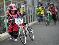 LONDON UK 29TH JULY 2016:  BMX Moto. Prudential RideLondon BMX Grand Prix at the London Velo Park. Prudential RideLondon in London 29th July 2016<br /> <br /> Photo: Bob Martin/Silverhub for Prudential RideLondon<br /> <br /> Prudential RideLondon is the world's greatest festival of cycling, involving 95,000+ cyclists – from Olympic champions to a free family fun ride - riding in events over closed roads in London and Surrey over the weekend of 29th to 31st July 2016. <br /> <br /> See www.PrudentialRideLondon.co.uk for more.<br /> <br /> For further information: media@londonmarathonevents.co.uk