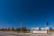 Huntsville Alabama Office Park Redstone Gateway by Jeffrey Sauers of Commercial Photographics, Architectural Photo Artistry in Washington DC, Virginia to Florida and PA to New England