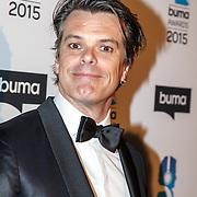 NLD/Hilversum/20150217 - Inloop Buma Awards 2015, JB Meijers