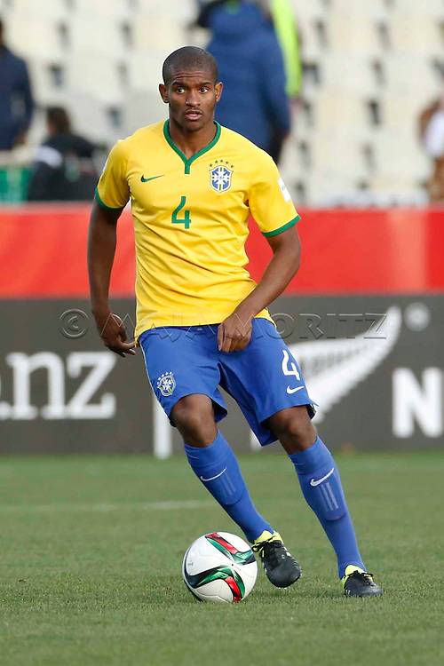 FIFA U20 World Cup New Zealand 2015, 17 June 2015, Christchurch, Brazil - Senegal, 5:0, Semifinal, CAJU (BRA)
