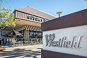 Westfield Shopping Center in La Jolla San Diego California