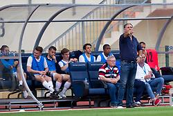 Vlado Badzim, head coach of NK Ankaran Hrvatini during football match between NK Domzale and NK Ankaran Hrvatini in Round #30 of Prva liga Telekom Slovenije 2017/18, on May 2nd, 2018 in Sports Park Domzale, Domzale, Slovenia. Photo by Urban Urbanc / Sportida