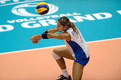 10-08-2014 NED: FIVB Grand Prix Belgie - Puerto Rico, Doetinchem<br /> Stephanie Enright