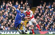 Chelsea v Arsenal 04/02/2017