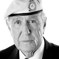 Gordon Sidey BEM, RAF Police, 1958-1994.  Gordon was awarded the BEM in 1978.