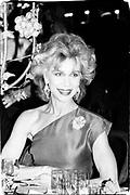 Lynn Wyatt. Save Venice Ball. Venice. 1991. © Copyright Photograph by Dafydd Jones 66 Stockwell Park Rd. London SW9 0DA Tel 020 7733 0108 www.dafjones.com