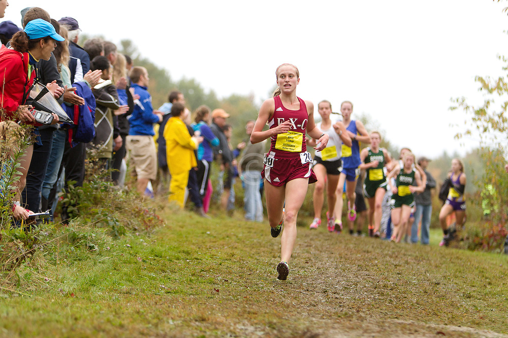 Festival of Champions High School Cross Country meet, Aleta Looker, Ellsworth