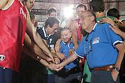 DESCRIZIONE : Varese Ritiro Nazionale Italiana Maschile Preparazione Eurobasket 2007 Allenamento <br /> GIOCATORE : team<br /> SQUADRA : Nazionale Italia Uomini <br /> EVENTO : Varese Ritiro Nazionale Italiana Uomini Preparazione Eurobasket 2007 <br /> GARA : <br /> DATA : 17/08/2007 <br /> CATEGORIA : Allenamento<br /> SPORT : Pallacanestro <br /> AUTORE : Agenzia Ciamillo-Castoria/G.Cottini<br /> Galleria : Fip Nazionali 2007 <br /> Fotonotizia : Varese Ritiro Nazionale Italiana Maschile Preparazione Eurobasket 2007 Allenamento<br /> Predefinita :