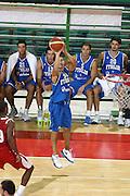DESCRIZIONE : Firenze I&deg; Torneo Nelson Mandela Forum Italia Bulgaria<br /> GIOCATORE : Antonio Mestranzi<br /> SQUADRA : Nazionale Italia Uomini <br /> EVENTO : I&deg; Torneo Nelson Mandela Forum <br /> GARA : Italia Bulgaria<br /> DATA : 18/07/2010 <br /> CATEGORIA : tiro<br /> SPORT : Pallacanestro <br /> AUTORE : Agenzia Ciamillo-Castoria/C.De Massis<br /> Galleria : Fip Nazionali 2010 <br /> Fotonotizia : Firenze I&deg; Torneo Nelson Mandela Forum Italia Bulgaria<br /> Predefinita :